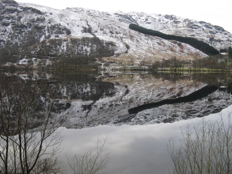 Loch Eck Feb 09