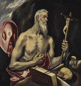 St. Jerome in Peritence